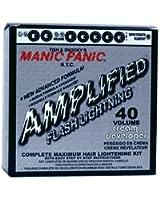 Manic Panic Flash Lightning Hair Bleach Kit 40 Volume.