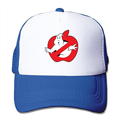 (Apple Ghostbusters Fashion Cool Mesh Cap Hats)
