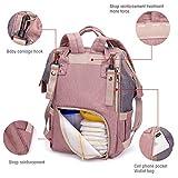 Qimiaobaby Diaper Bag Backpack,Waterproof
