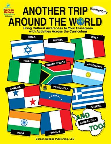 Carson-Dellosa Another Trip Around the World -