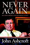 Never Again, John Ashcroft, 1599956802