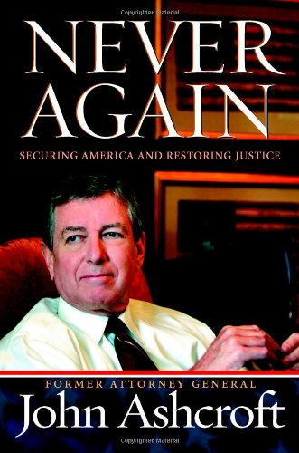 Never Again: Securing America and Restoring Justice PDF