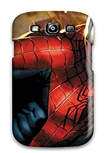2571467K56481593 New Diy Design Spider-man For Galaxy S3 Cases Comfortable For Lovers And Friends For Christmas Gifts