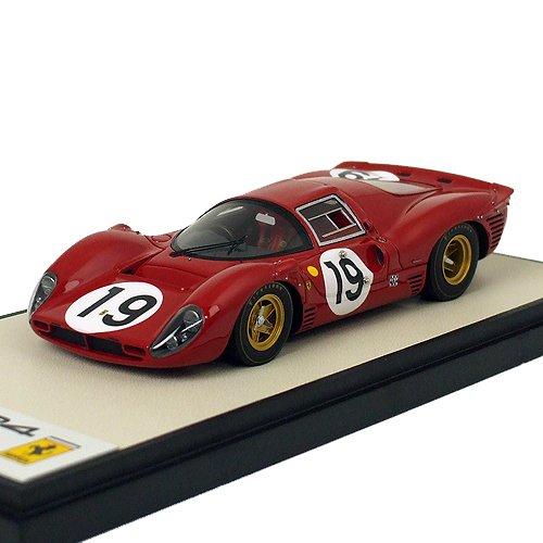 1/43 フェラーリ 330P4 0860 S.E.F.A.C. ル・マン24h 1967 #19(レッド) EM065