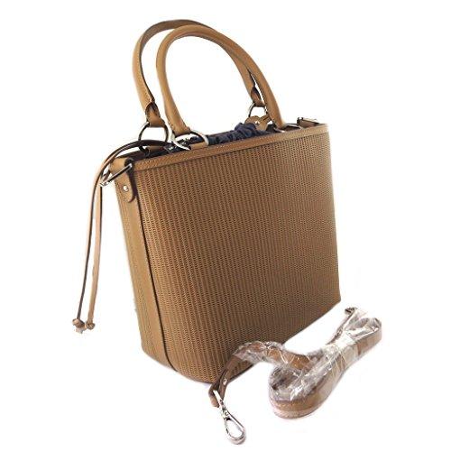 Gianni Conti P9046 - Borsa in pelle marrone - 30x24x15 cm. Salida Ebay cZRobXRNL