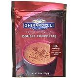 Ghirardelli BG13463 Ghirardelli Double Chocolate Cocoa - 6x10.5OZ