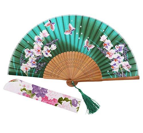hand feather fan - 6