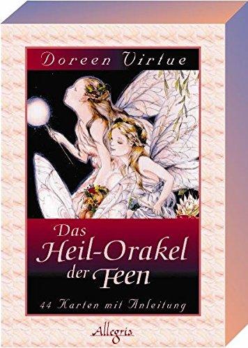 Das Heilorakel der Feen: 44 Karten mit Anleitung Gebundenes Buch – 24. August 2005 Doreen Virtue Allegria 3793420299 Esoterik