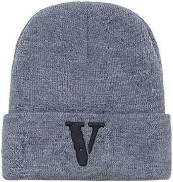 Vlone Beanie & Bobble Hat For Unisex