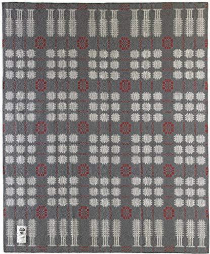 Woolrich Home Vintage American Coverlet Blanket 56
