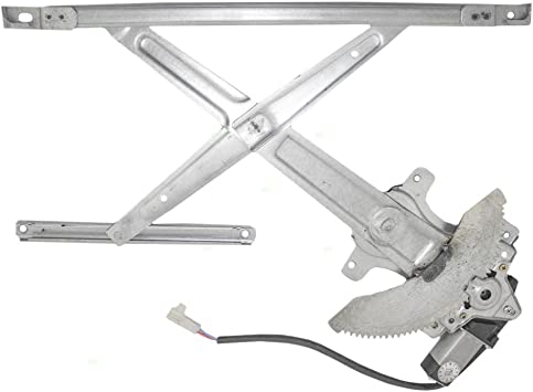 Power Window Motor and Regulator Assembly Front Left fits 98-00 Toyota Sienna
