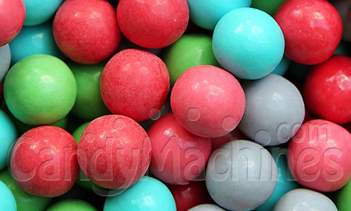 Gumballs By The Pound - 2 Pound Bag of Sour Cotton Candy