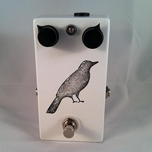 Mercy Seat Effects Consider The Raven Reverb Guitar Pedal