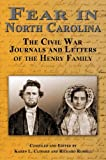 Fear in North Carolina, , 0979396131