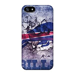 Slim Fit Tpu Protector Shock Absorbent Bumper Buffalo Bills Case For Iphone 6 4.7