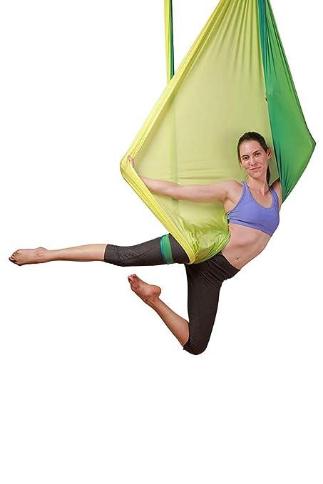 YPSMLYY Yoga Invertido Yoga Pilates Conjunto De Hamacas De ...