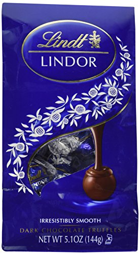 Lindt Dark Chocolate Truffles 5.1 oz
