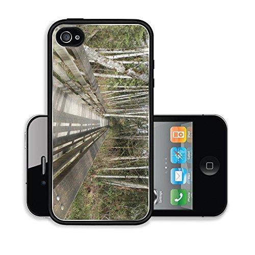 iPhone 4 4S Case Color version of bridge to trails Image 16795251188