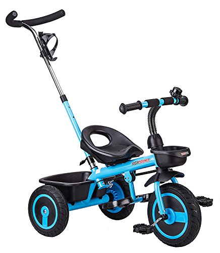 High Bounce Extra Tall Tricycle product image