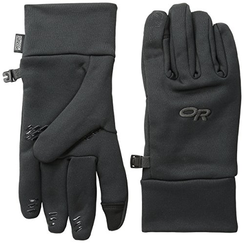 Outdoor Research Women's PL400 Sensor Gloves, Black, Medium