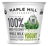 Maple Hill Organic Creamery (Grass-Fed Organic Yogurt, Plain)