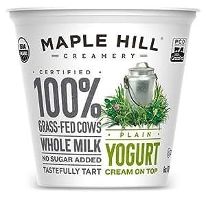 Maple Hill Organic Creamery (Grass-Fed Organic Yogurt, Plain)