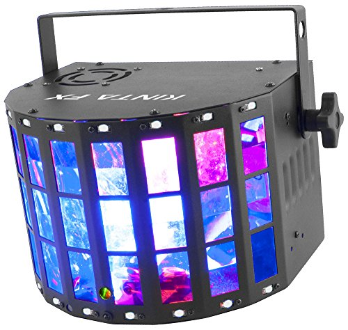 Chauvet DJ Kinta FX Multi-Effect Derby Beam RGBW LED Light w/ Laser & SMD Strobe