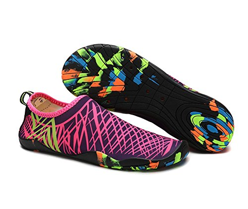 Beach Quick Socks Slip Aqua Swim Drying Topcloud Style Women Men Surf For Yoga Running Pool Shoes 4 Shoes On Skin Water Yoga Barefoot qw0pwtX