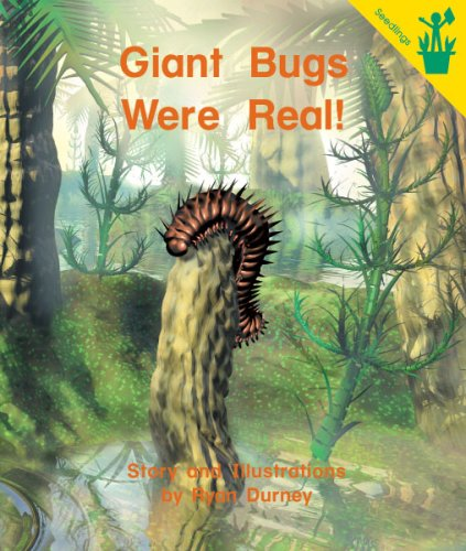 Download Early Reader: Giant Bugs Were Real! ebook