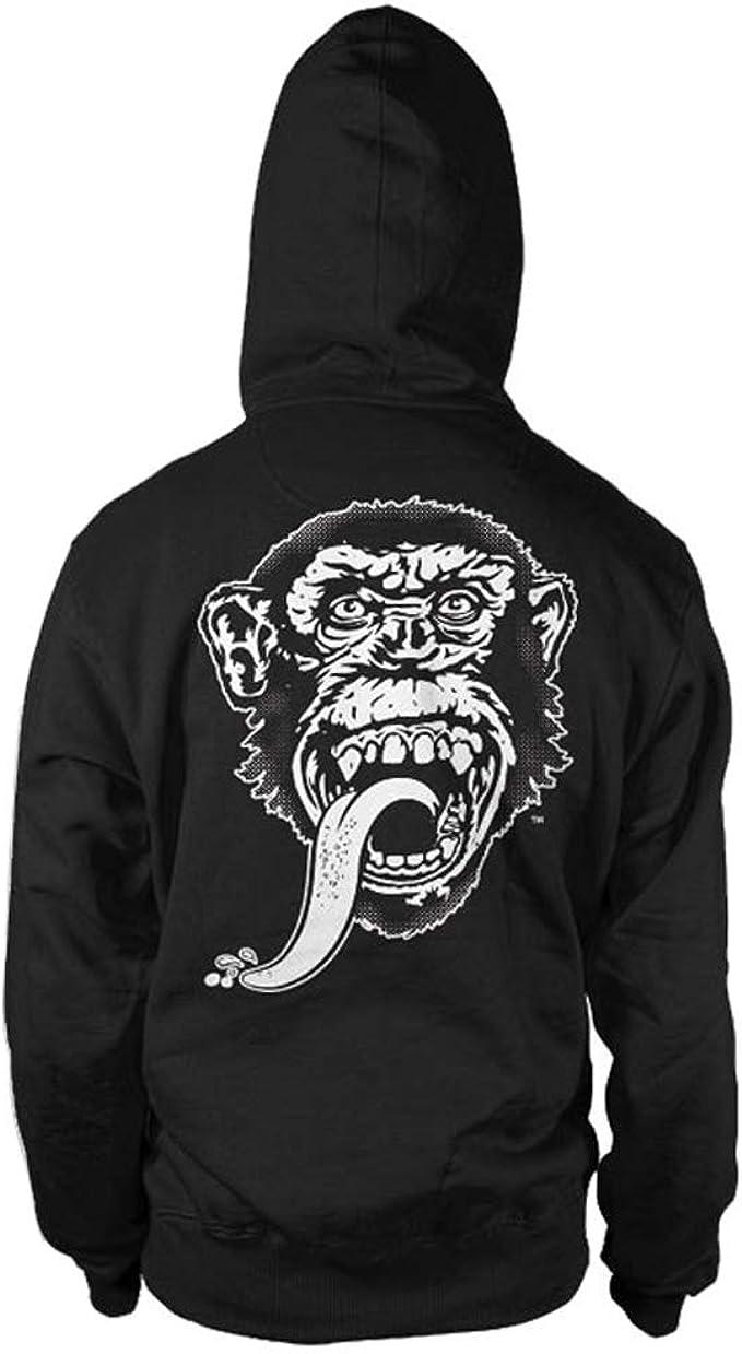 Gas Monkey Garage Officiellement Marchandises sous Licence Hoodie