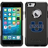 Coveroo Commuter Series Cell Phone Case for iPhone 6 Plus - Retail Packaging - Utah State