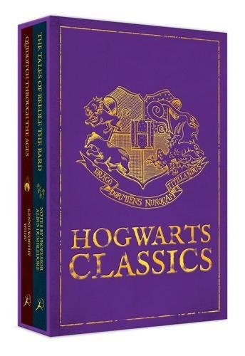 The Hogwarts Classics Box Set, 2 Vols.