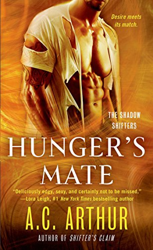 book cover of Hunger\'s Mate