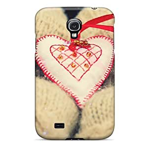 Slim Fit Tpu Protector Shock Absorbent Bumper Receive My Heart Dear Case For Galaxy S4