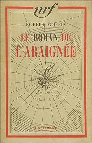 Lire Le roman de l'araignée pdf epub