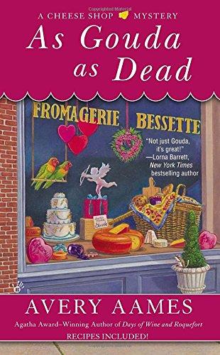 book cover of As Gouda as Dead