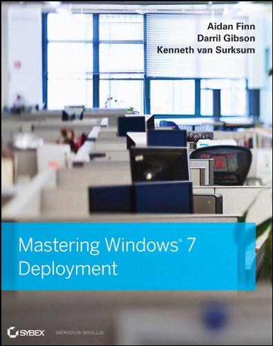 Mastering Windows 7 Deployment Pdf
