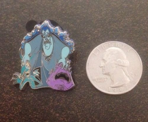 Authentic Villain Hades Disney Pin - Mini-Pin Collection - Hades, Pain and Panic Only -