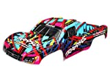 Traxxas Body Slash 4x4 Hawaiian GFX (Painted w Decals)