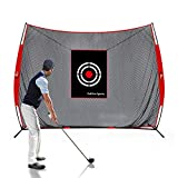 Galileo Golf Practice Net 10X8Feet Golf Hitting