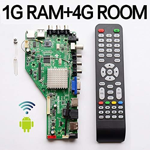 Amazon com: Pukido RAM 1G and 4G Storage MSD338STV5 0 Intelligent