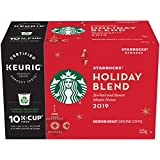 Starbucks Holiday Blend K-cup Coffee, 10 Count