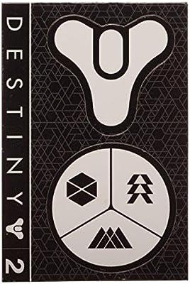 Colgante llavero Destiny 2: Amazon.es: Oficina y papelería
