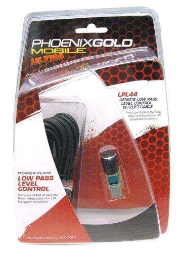 Phoenix Gold LPL44 Amp Bass Remote by Phoenix Gold