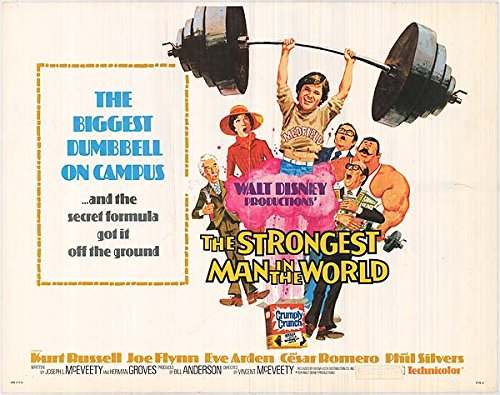 Strongest Man in the World - Authentic Original 28