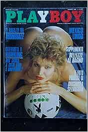 PLAYBOY ITALY 1990 06 ASTRID BONNIE MARINO Vanusa SPINDLER Lisa MATTHEWS Saskia LINSENN