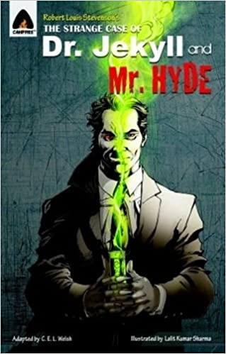 The Strange Case of Dr Jekyll and Mr Hyde: The Graphic Novel ...