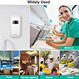 HJHY@ Automatic Alcohol Soap Dispenser, Touchless