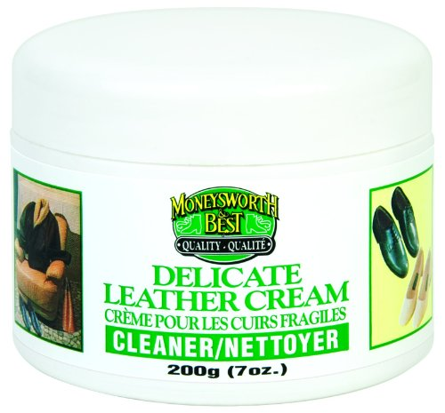 Moneysworth and Best Delicate Leather Cream