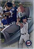 2016 Topps Gold Label Class 1 #43 Byung-Ho Park Minnesota Twins Baseball Rookie Card in Protective Screwdown Display Case